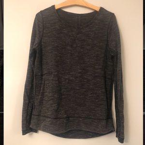 Lululemon Gray Sweatshirt